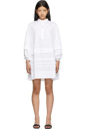 Victoria Victoria Beckham Oversized Layered Dress