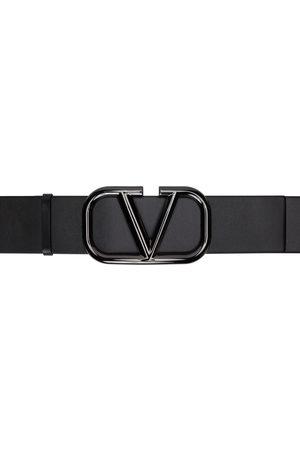 VALENTINO GARAVANI Women Belts - Black Large VLogo Belt