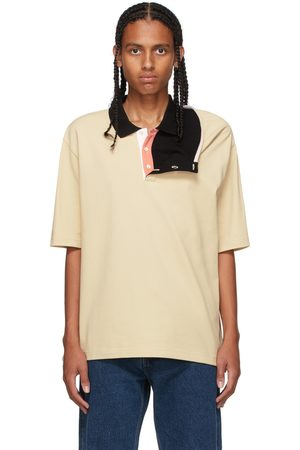 Y / PROJECT Men Polo Shirts - Lazy Polo