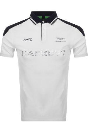 Hackett Men Short Sleeve - Tour Short Sleeve Polo T Shirt