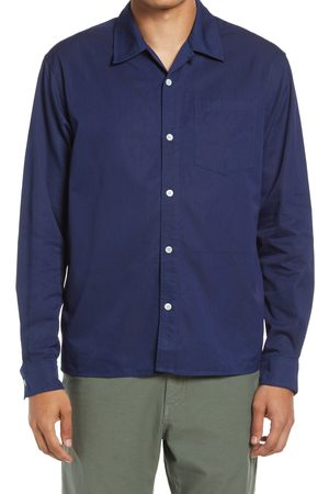 Norse projects Men's Gm X Np Carsten Cotton Button-Up Shirt