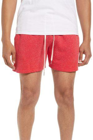 John Elliott Men's Men's Salt Wash Cotton Court Shorts