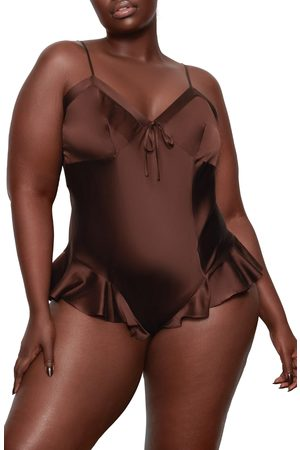 SKIMS Women's Stretch Silk Teddy