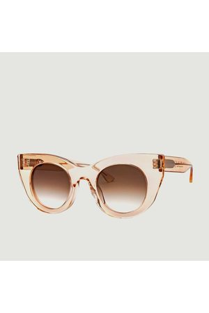 THIERRY LASRY Bluemoony Sunglasses Pale Pink