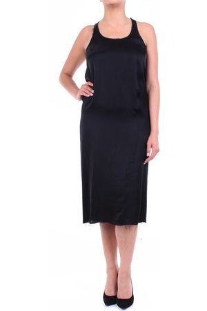 UMA WANG Sleeveless longuette dress