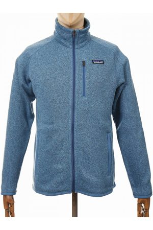 Patagonia Better Sweater Fleece Jacket - Pigeon Colour: Pig