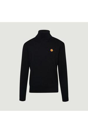 Kenzo Wool turtleneck sweater