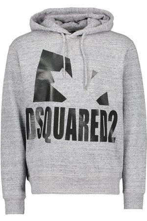 Dsquared2 Mens Logo Print Hoody