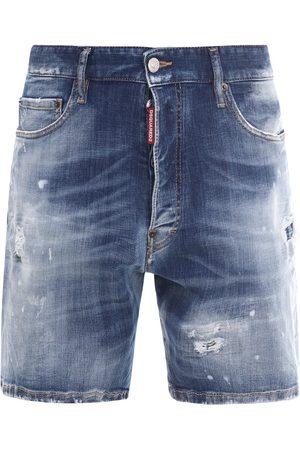 Dsquared2 Denim bermuda shorts