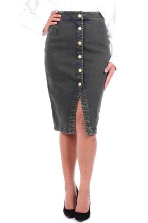 L'Autre Chose Skirts Midi Women forest