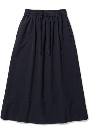 Norse projects Viktoria Travel Skirt in Dark Navy