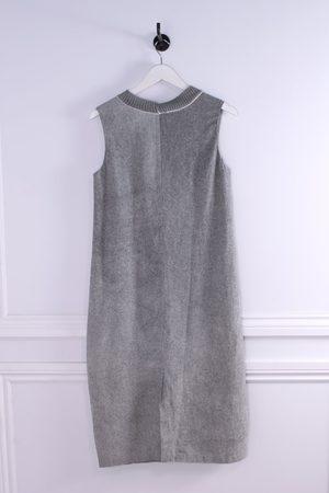 CREA Linen Sleeveless Dress