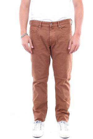 Incotex Jeans Slim Men Rust