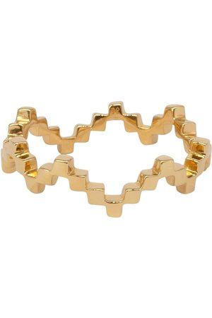 Jewel Tree London Baori Silhouette Ring