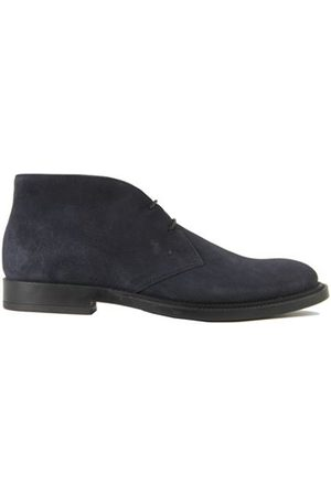 Tod's SUEDE DESERT BOOTS IN