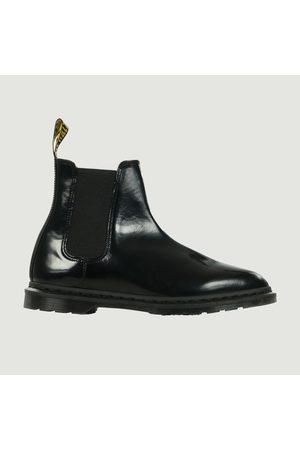 Dr. Martens Graeme Ii Leather Chelsea Boots Polished Smooth Dr. Martens