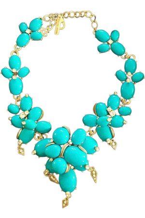 Oscar de la Renta Ceramic necklace