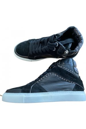Zadig & Voltaire Leather trainers