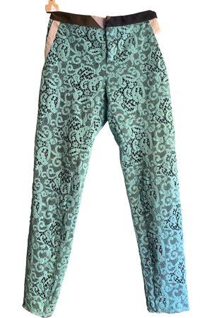 Msgm Straight pants