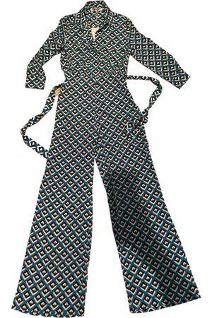 Diane von Furstenberg Women Jumpsuits - Silk jumpsuit