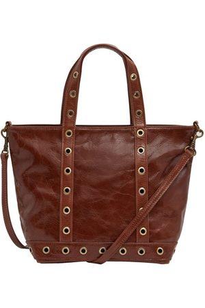 Vanessa Bruno Women Purses - Small leather Cabas tote
