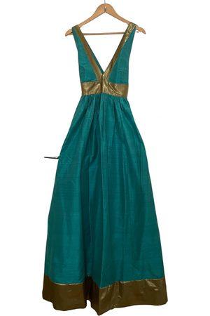 Zuhair Murad Silk maxi dress