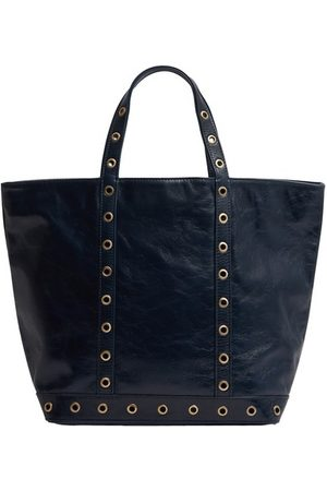 Vanessa Bruno Women Purses - Leather M Cabas Tote with Eyelets