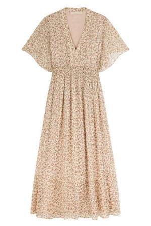 Vanessa Bruno Women Printed Dresses - Soraya dress