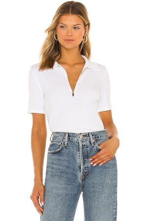 Generation Love Women Polo Shirts - Tanya Zipper Polo in .