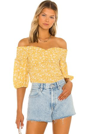 Steve Madden Cross Your Mind Top in .
