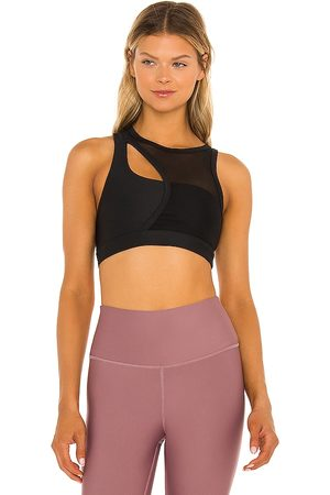 alo Airlift Crescent Bra in .