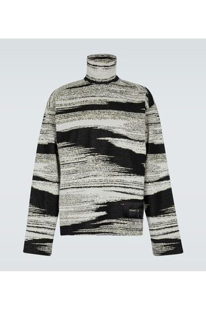 OAMC Noise turtleneck sweater
