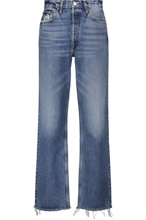 RE/DONE 90s Comfy high-rise jeans