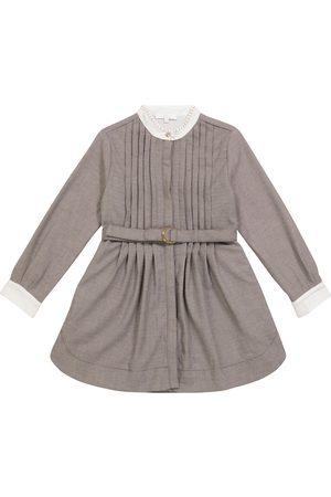 Chloé Long-sleeved shirt dress
