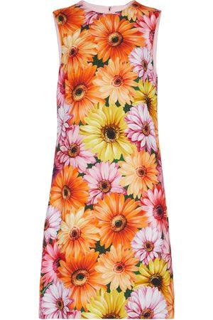 Dolce & Gabbana Floral minidress