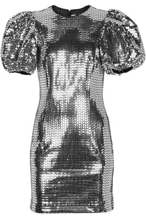 ROTATE Rudy sequined minidress