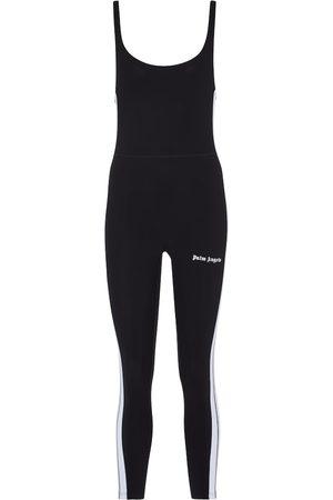 Palm Angels Women Jumpsuits - Stretch-jersey jumpsuit