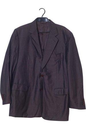CANALI Silk vest