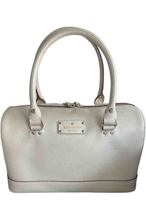 Kate Spade Leather bowling bag
