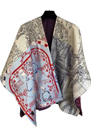 Hermès Wool poncho