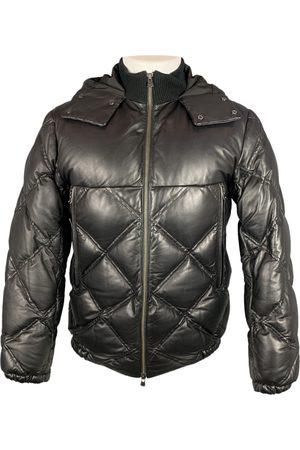 THEORY Men Gilets - Leather vest