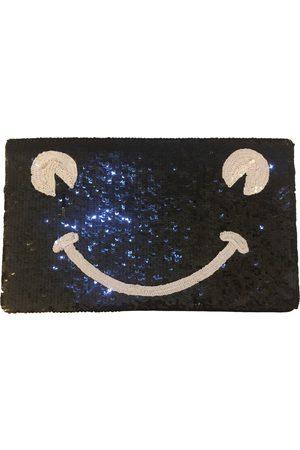 JC DE CASTELBAJAC Glitter clutch bag