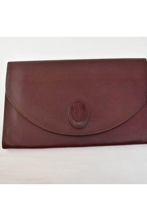 Cartier Women Clutches - C leather clutch bag