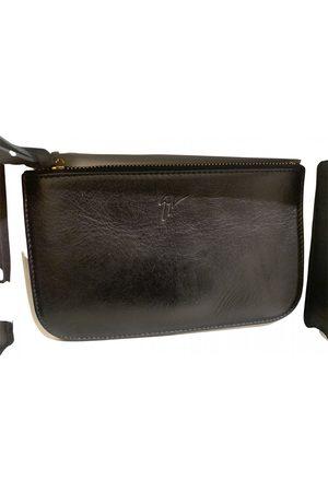 Giuseppe Zanotti Leather clutch