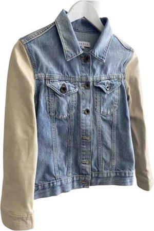 Sandro Fall Winter 2019 leather jacket