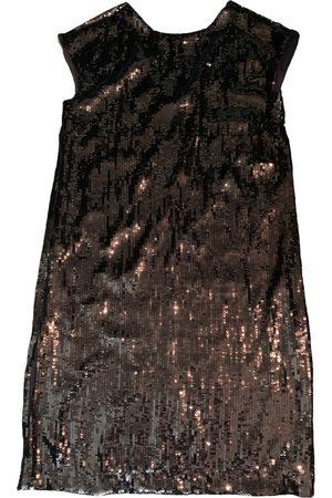 Maeve Glitter mid-length dress