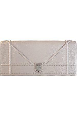 Dior Women Clutches - Ama leather clutch bag