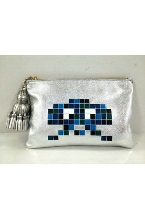 Anya Hindmarch Leather clutch bag