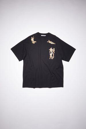 Acne Studios Men T-shirts - FN-MN-TSHI000346 Printed t-shirt