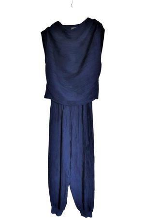 Issey Miyake Silk jumpsuit